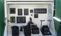 SideWinder Marine :: On deck Covered Control Stations