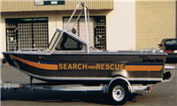 Sidewinder Marine :: 19' Squamish Search & Rescue Boat